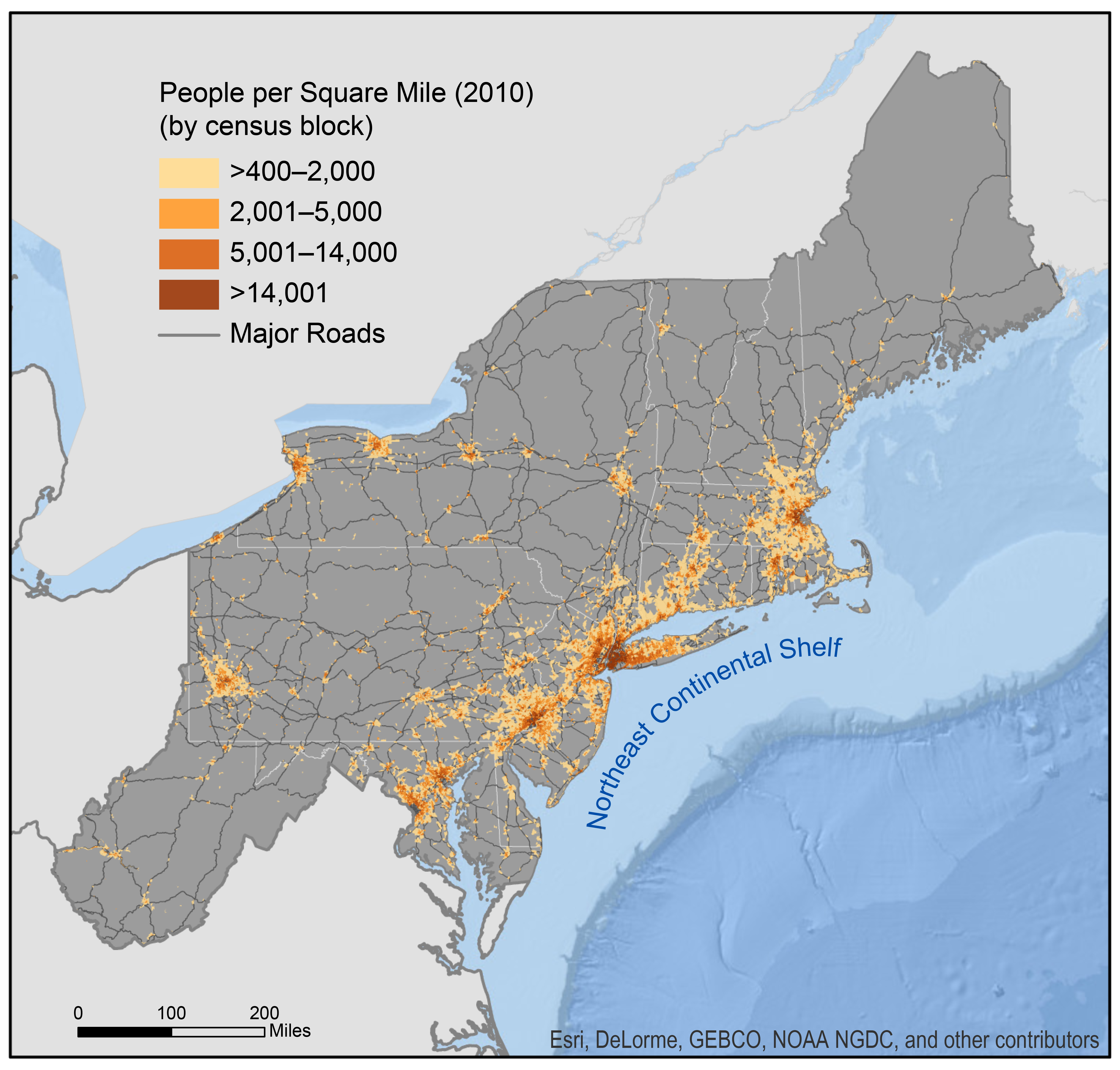 Northeast - Fourth National Climate Assessment