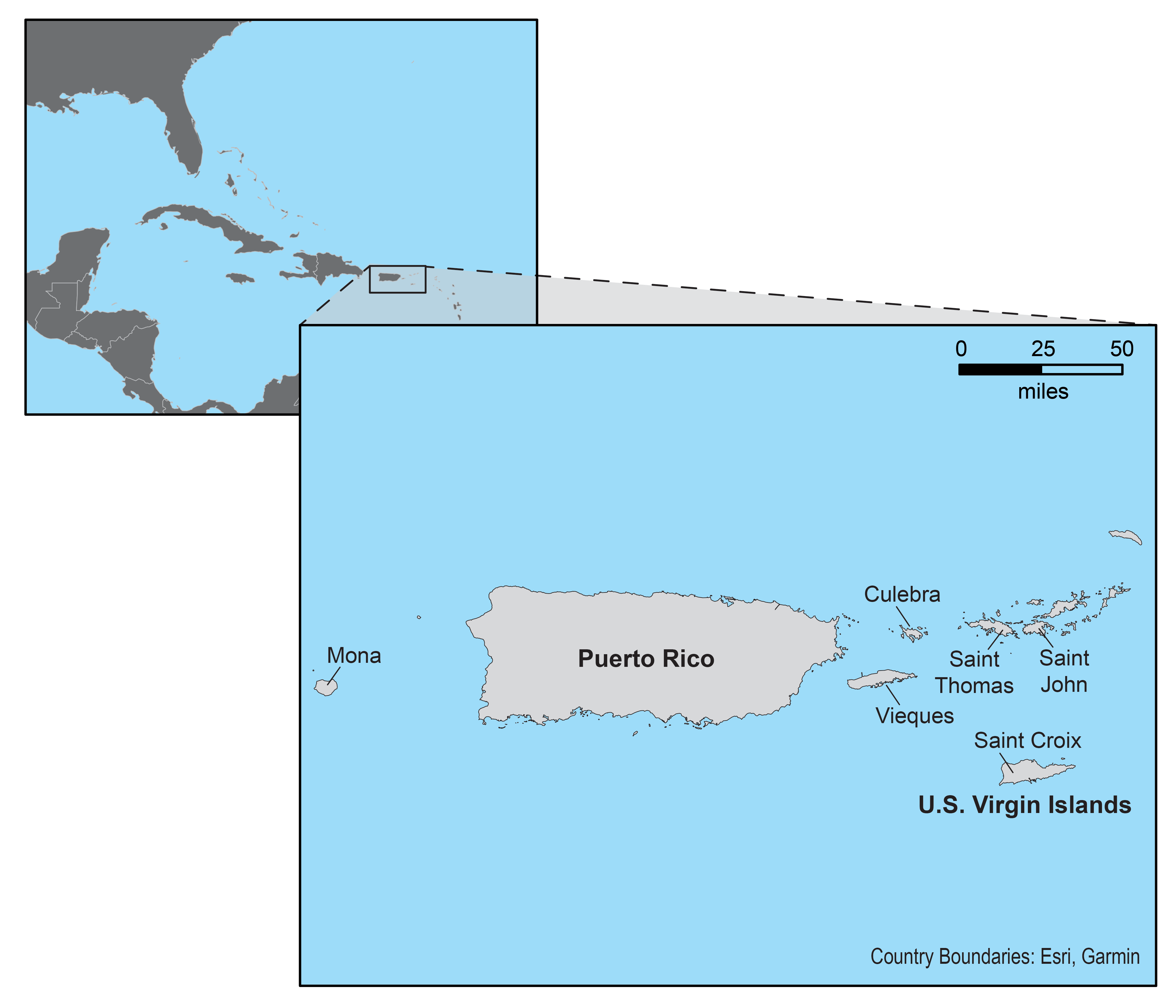 U.S. Caribbean - Fourth National Climate Assessment