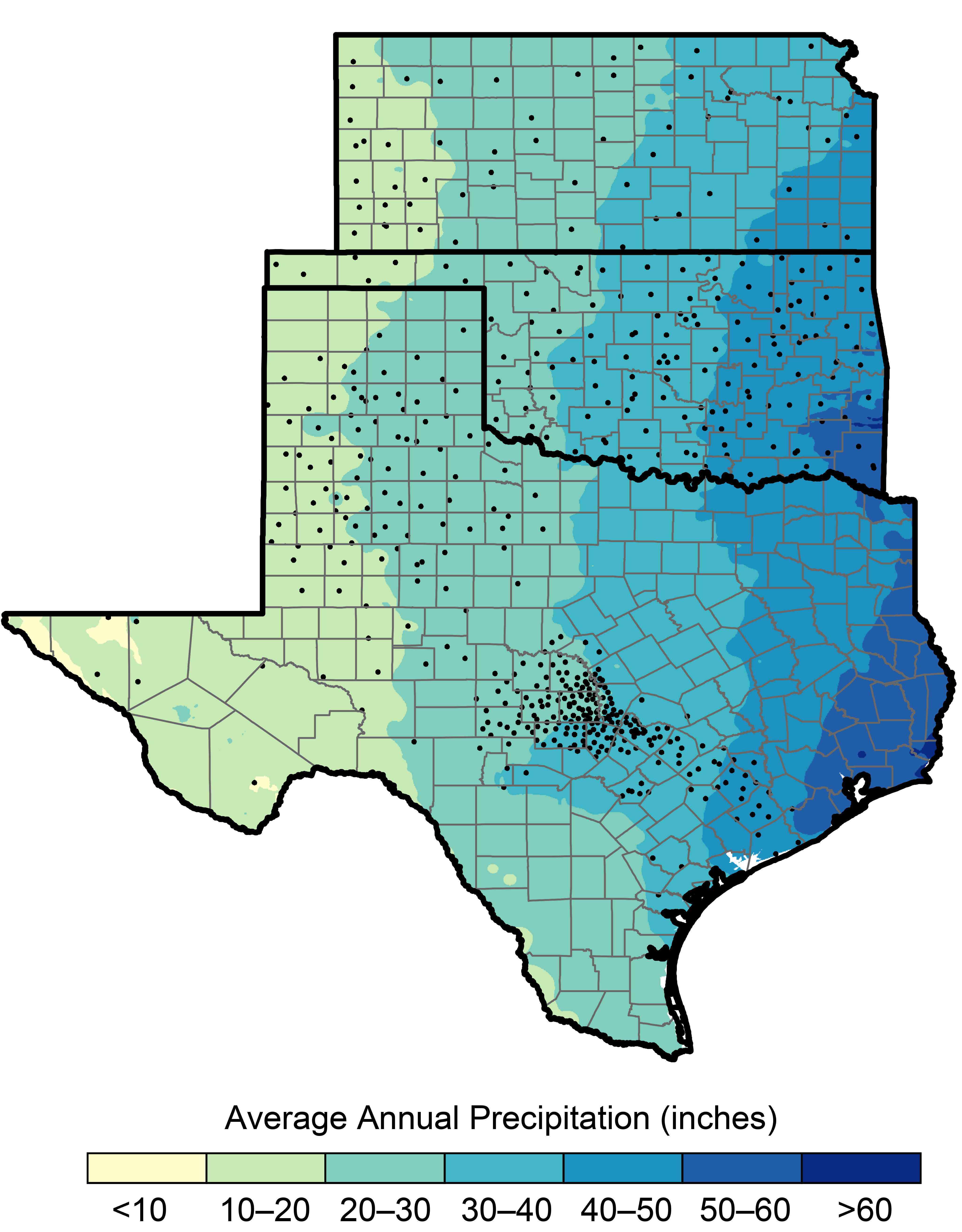 Southern Great Plains Fourth National Climate Assessment