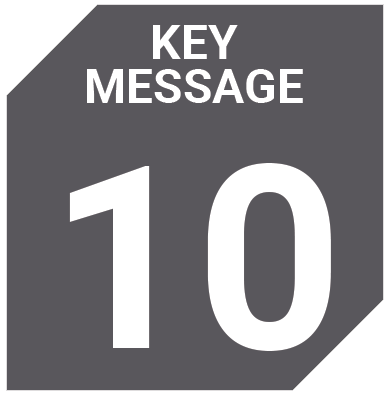Key Message 10