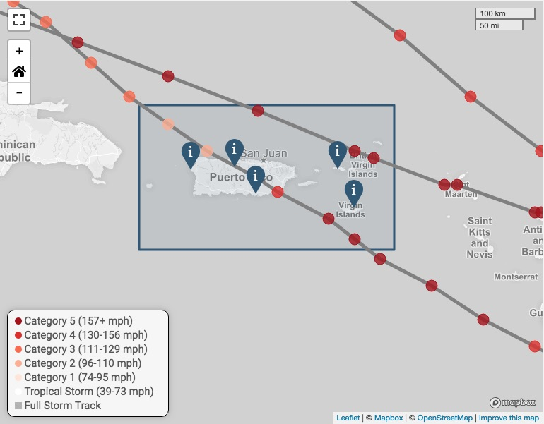 U S  Caribbean - Fourth National Climate Assessment